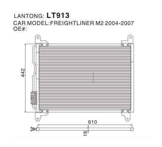 LT913 (FREIGHTLINER)