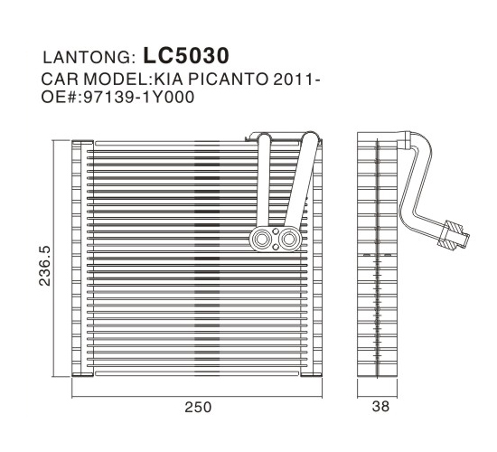 LC5030 (KIA 97139-1Y000)