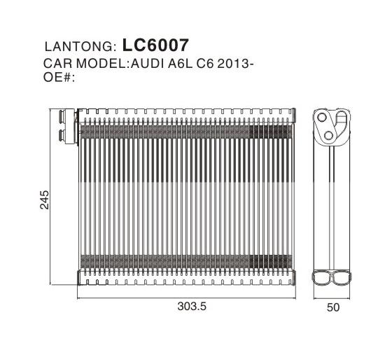 LC6007 (AUDI)